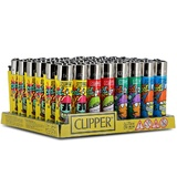 48 briquets Clipper Cool Spray