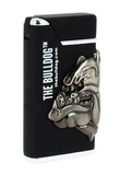Briquet torche Noir The Bulldog