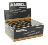 Display de filtres en carton perforés Angel x50