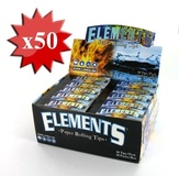 Filtres en carton Elements regular 50 carnets de 50
