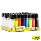 Pack de 48 briquets Clipper Micro Couleur