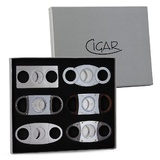 Coffret 6 coupe cigares N1