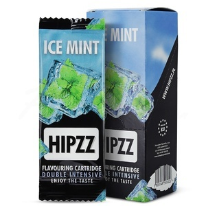 Display de 20 cartes aromatiques HIPZZ Ice Mint