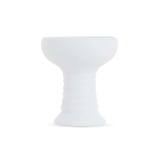 Foyer chicha Silicone type Phunnel Blanc