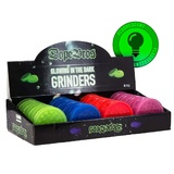 Display de 16 grinders mini Fluorescents