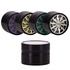 Display de 6 grinders Thunder 4 parties taille L