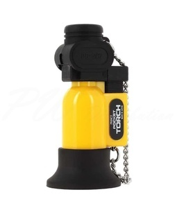 Briquet pocket torch PRINCE jaune