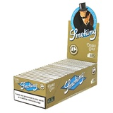 Feuilles à rouler Smoking Regular gold x 25