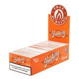 Feuilles à rouler Smoking Orange Regular x 25